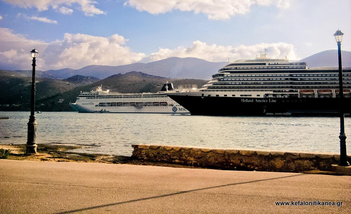 Port of Argostoli
