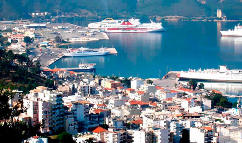 The cruise terminal