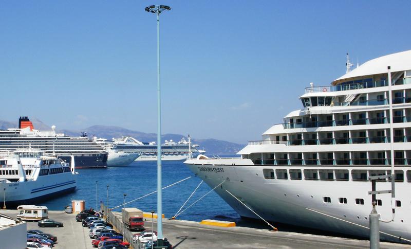 Cruise port