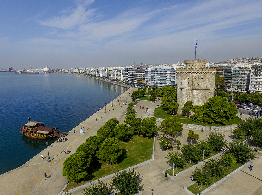 Port of Thessaloniki