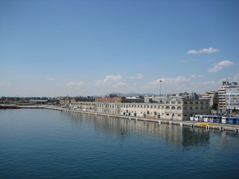 Thessaloniki Cruise Terminal