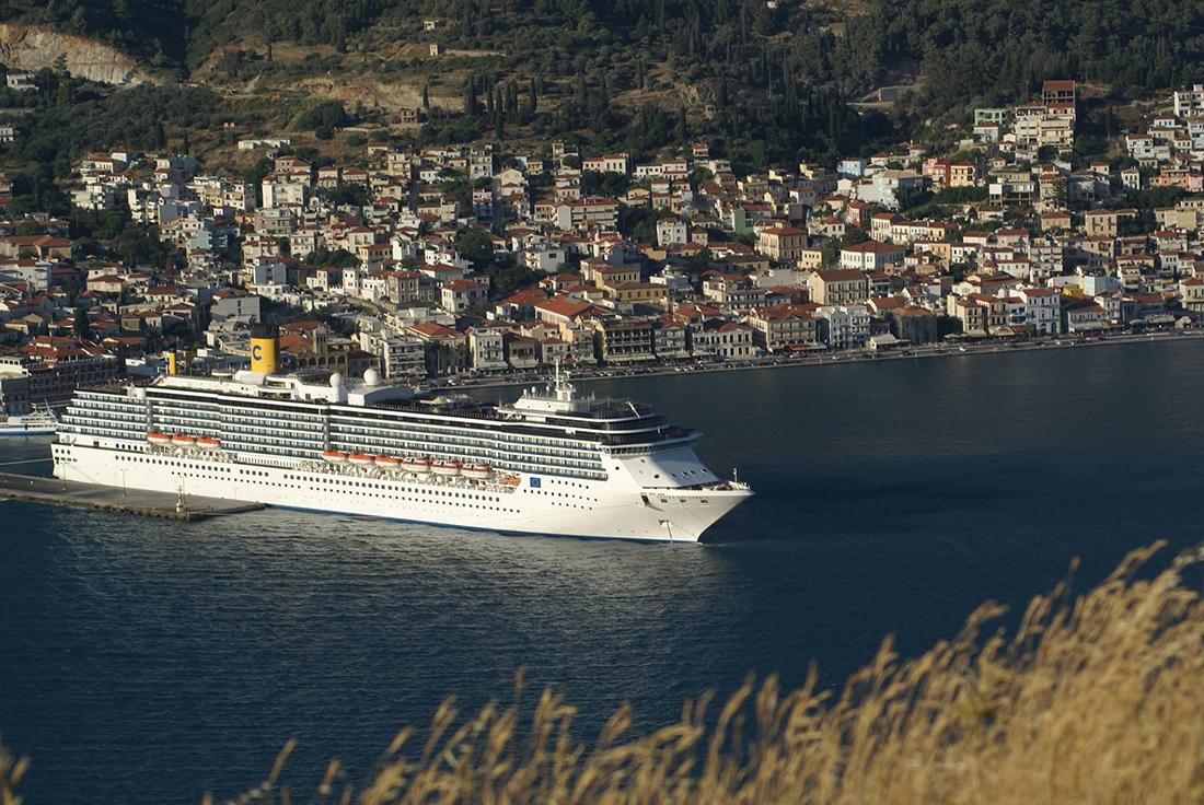 Port of Samos